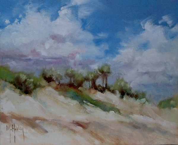 Oil & Acrylic Painting Classes with Mary Hubley