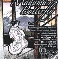 """First Coast Opera """"Madama Butterfly"""""""