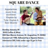 An Evening of Music and Dance