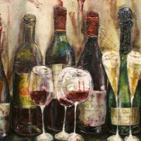 Creative Cork: A Painting and Sipping Event