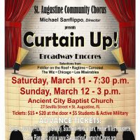 Curtain Up! Broadway Encores