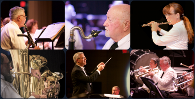 St. Augustine Community Band March Concert
