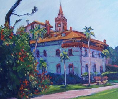 St. Augustine Plein Air Paint Out