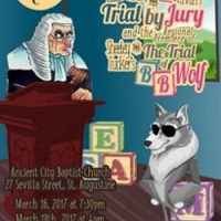 Trial by Jury and The Trial of BB Wolf