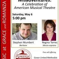 Love and Other Misadventures: A Celebration of American Musical Theatre