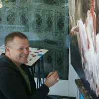 M & I Garmash Personal Appearance & Exhibition