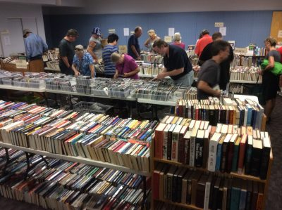 Sensational Spring Book Sale at Main Library