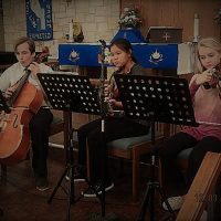 St. Augustine Youth Orchestra First Friday