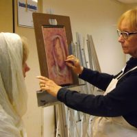 The Art Studio Presents: Cindy Pierson's Pastel Students As April Featured Artists