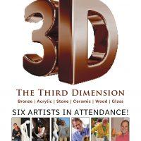 3D Art & Sculpture Exhibition