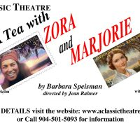 A Tea with Zora and Marjorie