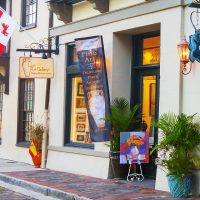 Celebrating Plein Air: A First Friday Art Walk Event at Lost Art Gallery