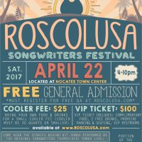 Roscolusa Songwriters Festival at Nocatee