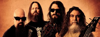 X102.9 presents Slayer with guests Lamb of God and...