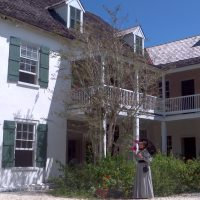 Ximenez-Fatio House to participate in Plein Air Paint Out events
