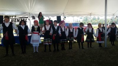 20th Annual St. Augustine Greek Festival and Arts ...