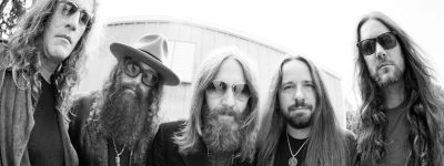 Blackberry Smoke with The Chris Robinson Brotherhood CANCELLED