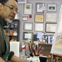 Dean Mitchell Artist Appearance & Exhibition