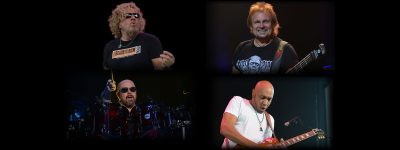RESCHEDULED: Sammy Hagar & The Circle with guest Collective Soul
