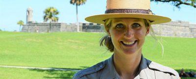 Amy Vela - Park Ranger