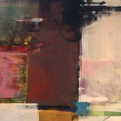 Abstraction/Intention Painting Workshop