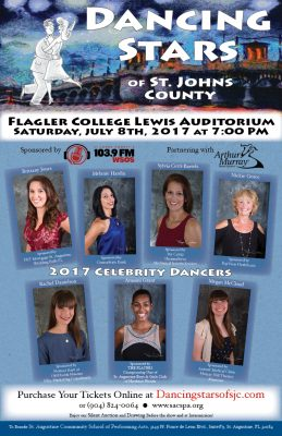 Dancing Stars of St Johns County 2017
