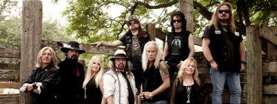 Lynyrd Skynyrd with The Outlaws