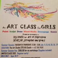 Studio Me! Art Classes for Girls
