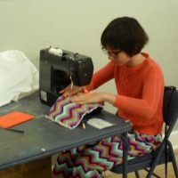 Sewing and Fashion Design -Youth Workshop