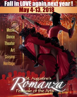 St. Augustine's Romanza Festivale of the Arts