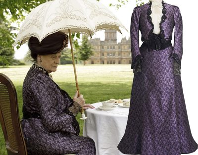 Special Tour of the Dressing Downton Exhibit