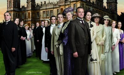 Dressing Downton: Changing Fashions for Changing T...