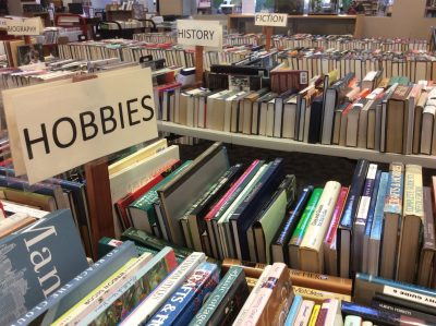 End-of-Summer Book Sale at Main Library