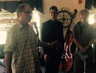 July 2017 Jazz Jam