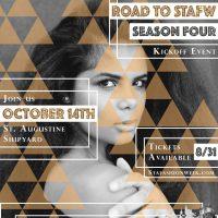 """St. Augustine Fashion Week """"Road to Season 4 Kicko..."""