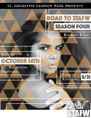 "St. Augustine Fashion Week ""Road to Season 4 Kickoff """