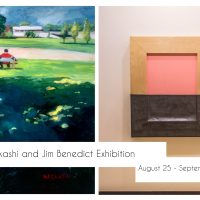 Benedict & Nackashi Exhibition