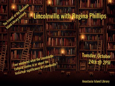 Friends of the Library Lecture Series: Lincolnville