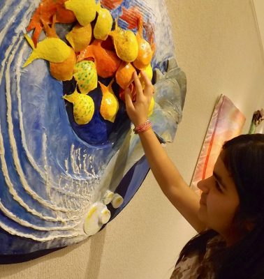16th Annual Tactile Art Show