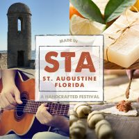 Made in St. Augustine