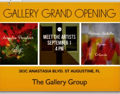 The Gallery Group Grand Opening