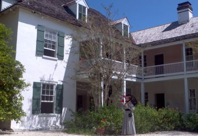 "Ximenez-Fatio House to host fundraiser with ""Gil..."