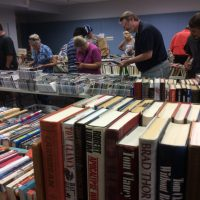 Fall Book Sale at Main Library - New Extended Hours!