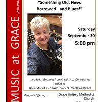 Organ Recital - Music at Grace