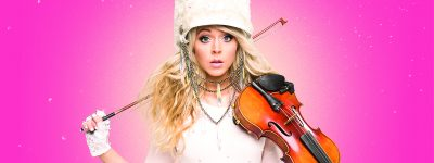 "Lindsey Stirling ""Warmer in the Winter Christmas T..."