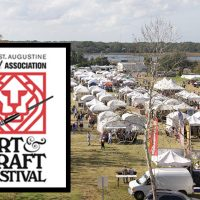 52nd Annual St. Augustine Art & Craft Festival