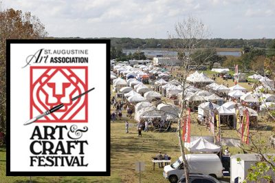 52nd Annual St. Augustine Art & Craft Festival...