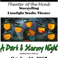 "Tale Tellers of Saint Augustine: ""A Dark & Stormy Night"""