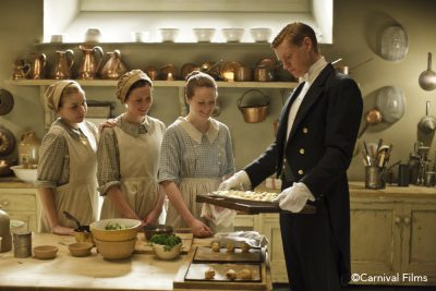 "The Art of Dining: ""The Table at Downton Abbey"""