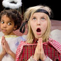 "Apex Theatre presents ""The Best Christmas Pageant Ever"""